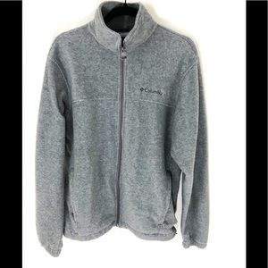 Columbia Fleece zip up jacket